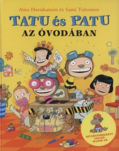 Tatu és Patu az Óvodában - Aino Havukainen pdf epub