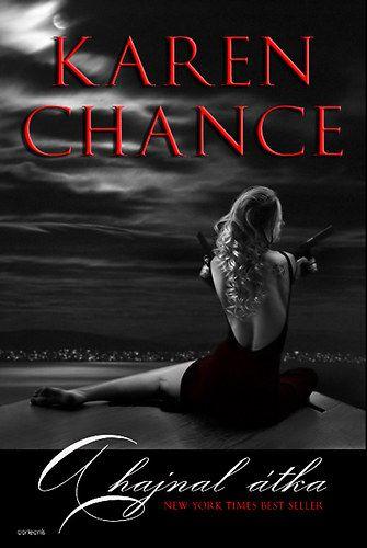 A hajnal átka - Karen Chance |