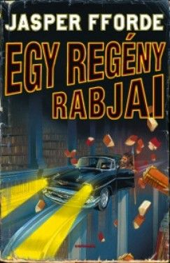 Egy regény rabjai - Thursday Next 2.