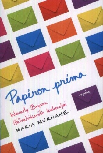 Papíron príma - Maria Murnane pdf epub
