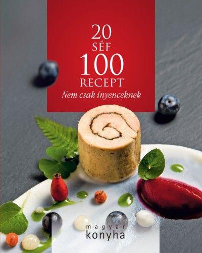20 séf 100 recept