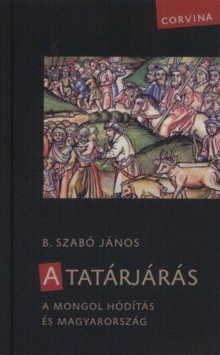 A tatárjárás - B. Szabó János pdf epub