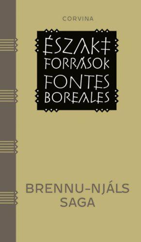 Brennu-Njáls Saga - Északi források - A fölperzselt tanya története -  pdf epub
