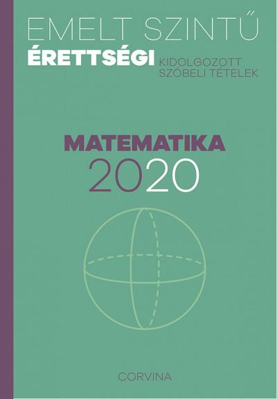 Emelt szintű érettségi - matematika - 2020