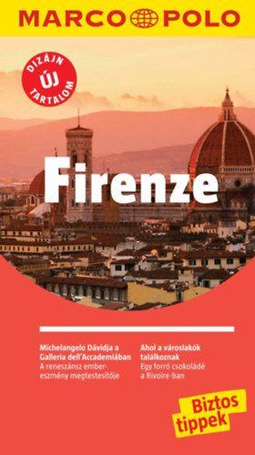 Firenze - várostérképpel - Marco Polo
