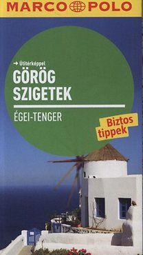 Görög szigetek - Égei-tenger