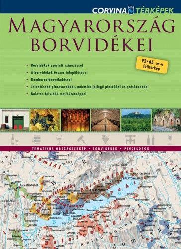 Magyarország borvidékei -  pdf epub