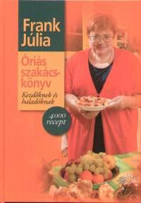 Óriás szakácskönyv