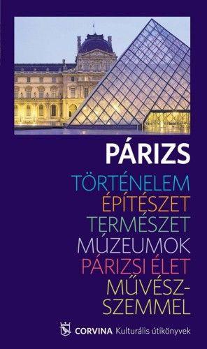 Párizs - Kulturális útikönyv -  pdf epub