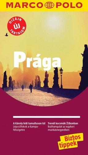 Prága - Marco Polo -  pdf epub