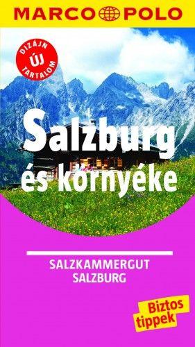 Salzburg és környéke - Marco Polo