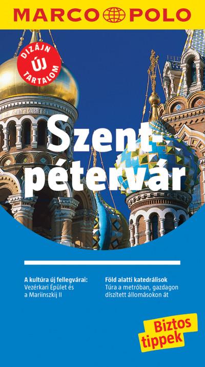 Szentpétervár - Marco Polo - Lothar Deeg pdf epub