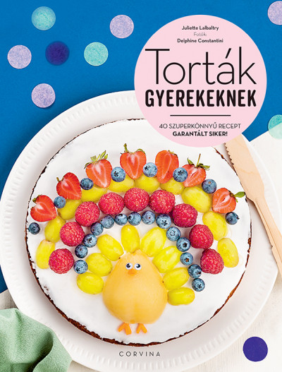 Torták gyerekeknek