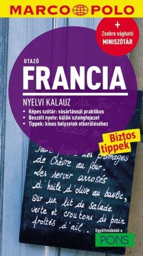 Utazó francia nyelvi kalauz - Marco Polo -  pdf epub