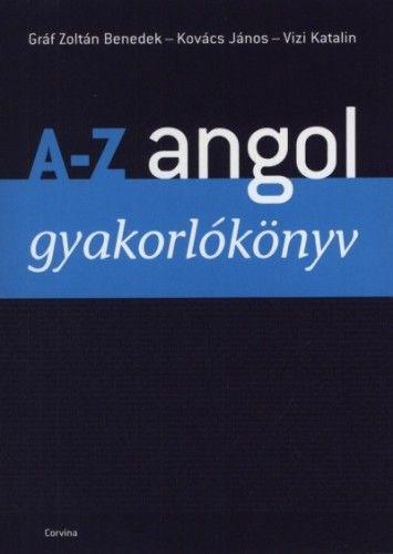 A-Z angol - Gyakorlókönyv