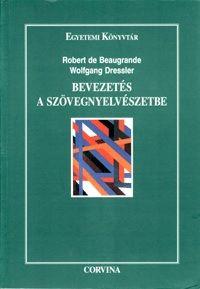 Bevezetés a szövegnyelvészetbe - Robert de Beugrande pdf epub