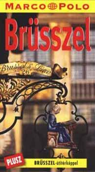 Brüsszel - Marco Polo útikönyvek