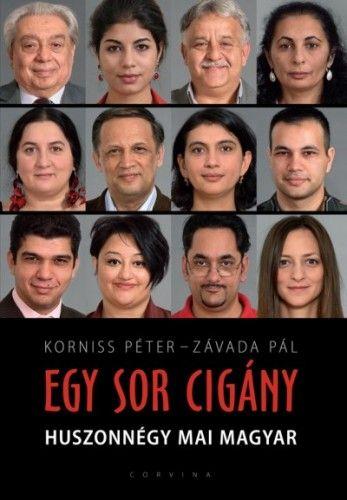 Egy sor cigány - Huszonnégy mai magyar