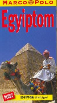Egyiptom - Marco Polo - Egyiptom-útitérképpel