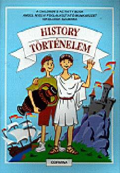 History - Történelem (Angol foglalkoztató füzet II.)