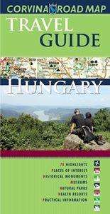 Hungary travel guide+Magyarország idegenforgalmi autóstérképe