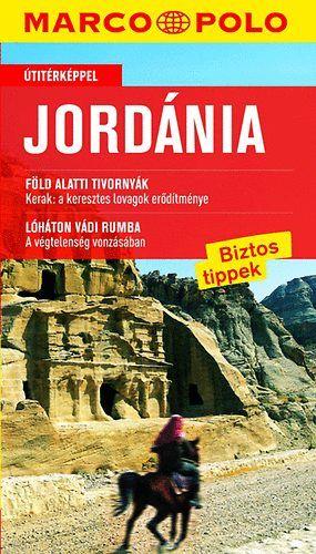 Jordánia - Marco Polo