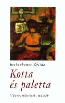 Kotta és paletta (művek, művészek, múzsák)