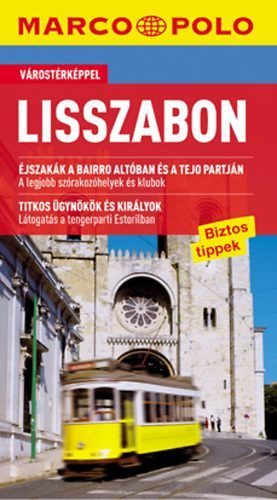 Lisszabon (Marco Polo) - Manfred Barthel |