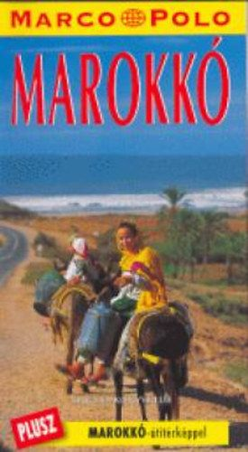 Marokkó - Marco Polo - Hams Bausenhardt pdf epub