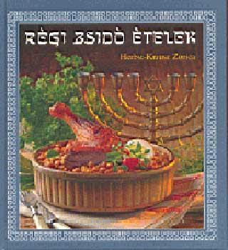 Régi zsidó ételek