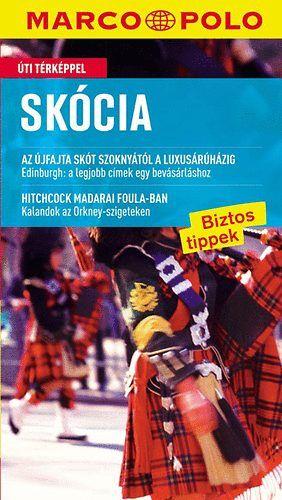 Skócia - Marco Polo útikönyvek