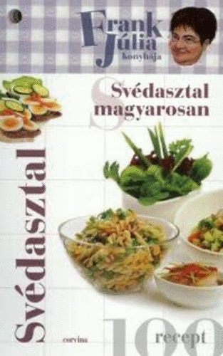Frank Júlia konyhája - Svédasztal magyarosan