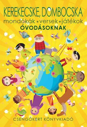 Kerekecske, dombocska-Társ gyerekkönyvek
