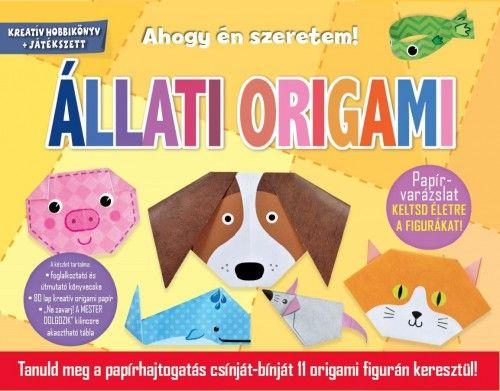 Állati origami