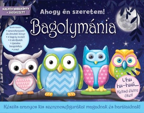 Bagolymánia -  pdf epub