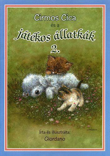 Cirmos Cica és a játékos állatkák 2. -  pdf epub