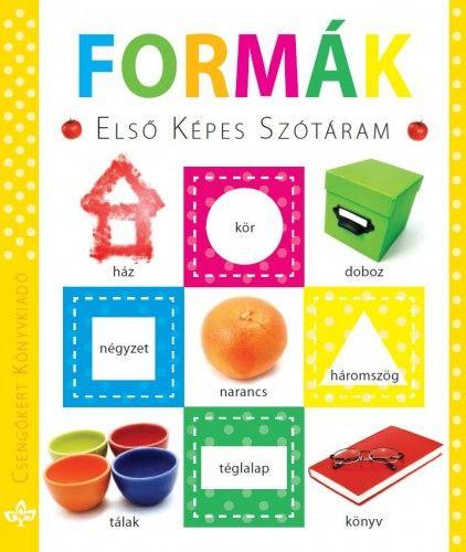 Formák-Első képes szótáram