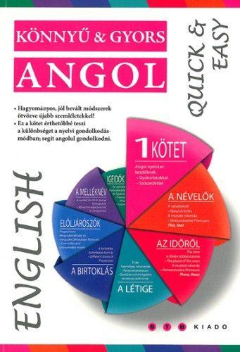 Könnyű & gyors angol -  pdf epub