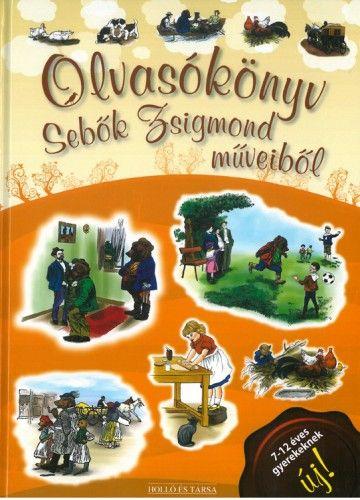 Olvasókönyv Sebők Zsigmond műveiből -  pdf epub