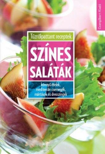 Színes saláták - Toró Elza pdf epub