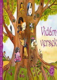 Vidám versek-Bogos Katalin versei Nyilasi Antónia illusztrációival