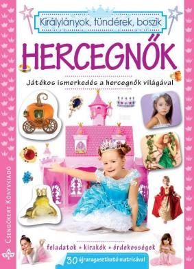 Hercegnők - Játékos ismerkedés a hercegnők világával