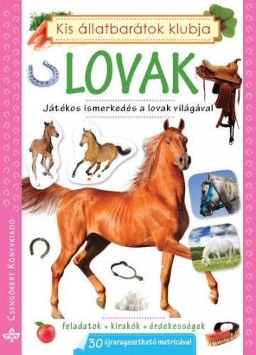 Lovak - Játékos ismerkedés a lovak világával