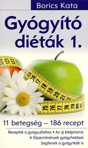 Borics Kata - Gyógyító diéták 1.