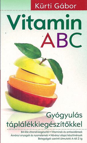Vitamin ABC-Gyógyulás táplálékkiegészítőkkel