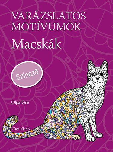 Varázslatos motívumok - Macskák - Olga Gre pdf epub