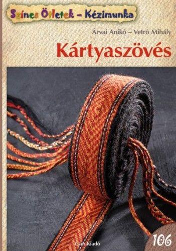 Kártyaszövés - Árvai Anikó pdf epub