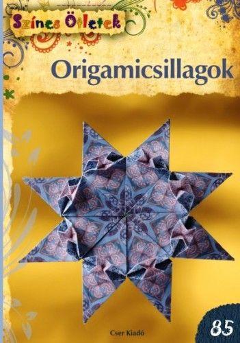 Origamicsillagok