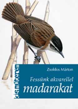 Fessünk akvarellel madarakat - Zsoldos Márton pdf epub