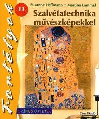 Szalvétatechnika művészképekkel - Fortélyok 11.